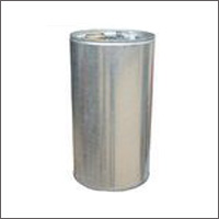25Lit zinc Plated Drum